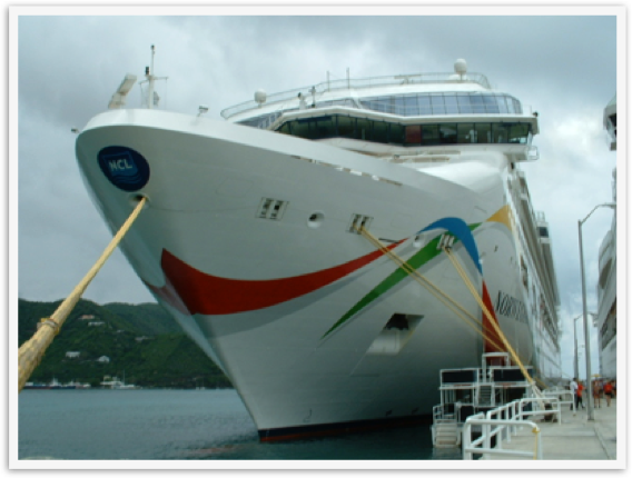 NCL Dawn  San Juan, St. Thomas, Tortola, Great Stirrup Cay