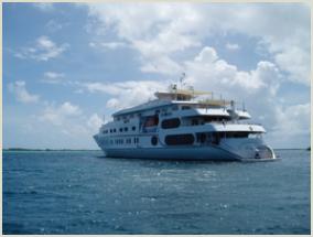Tia Moana - Superyacht  Bora Bora Cruise and Le Tahaa Private Island Resort and Spa Review