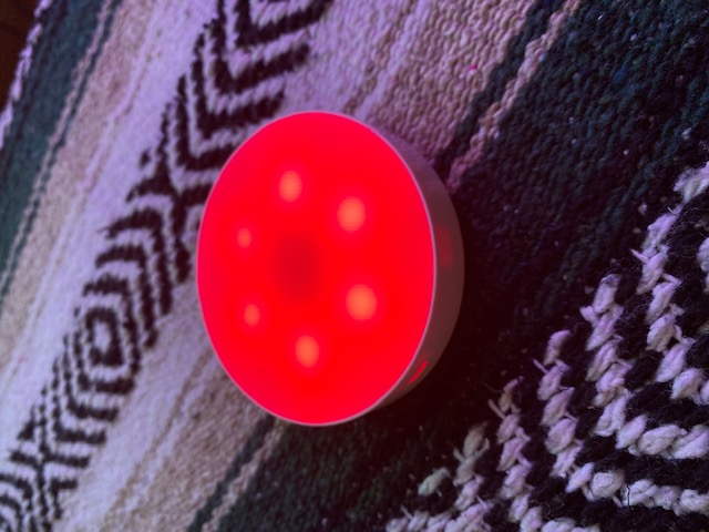 Red Light Therapy at 660nm improves eyesight