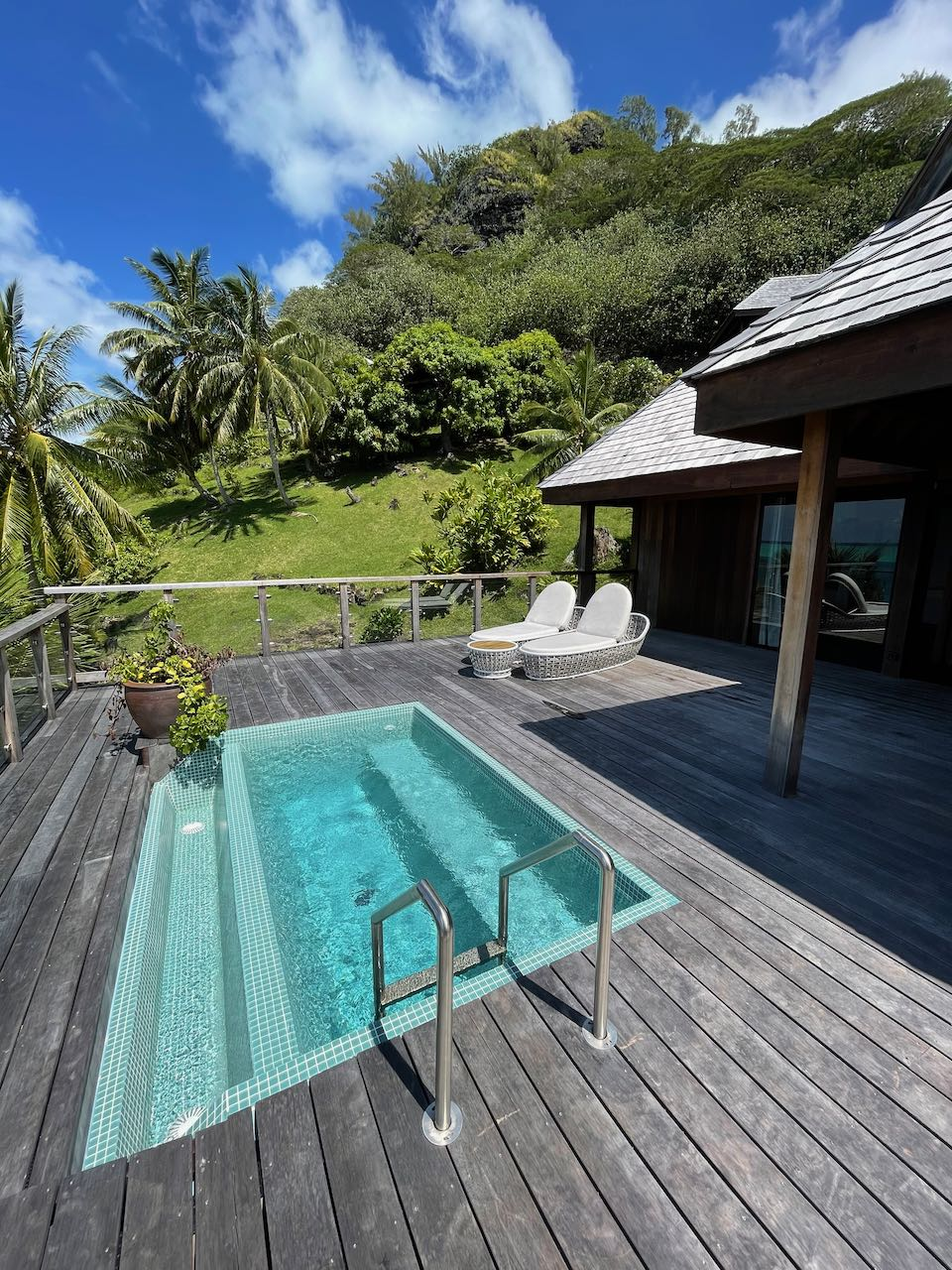 Conrad Bora Bora Nui Villa 411