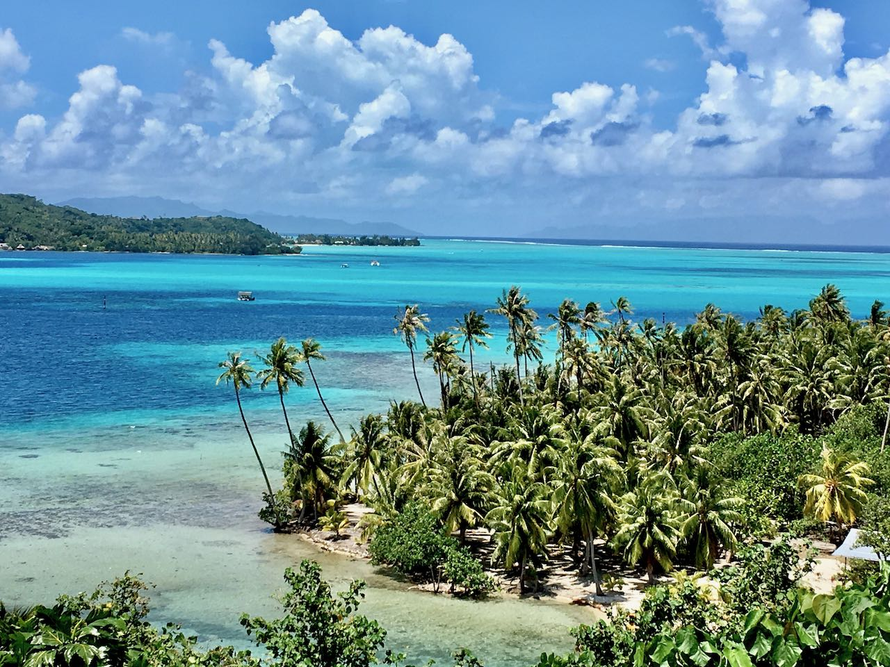 Conrad Bora Bora Nui is the best resort in the Western Hemisphere (and Pacific) and tied for second best resort in the world.