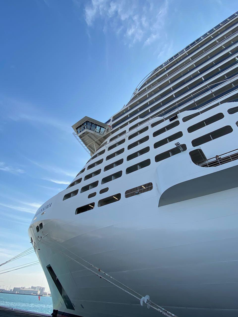 MSC Bellissima Persian Gulf Cruise