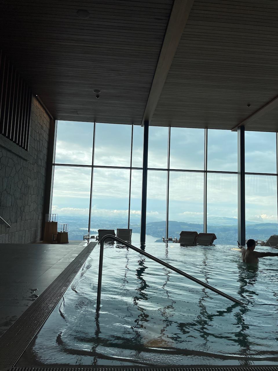 Spa Pool Indoors