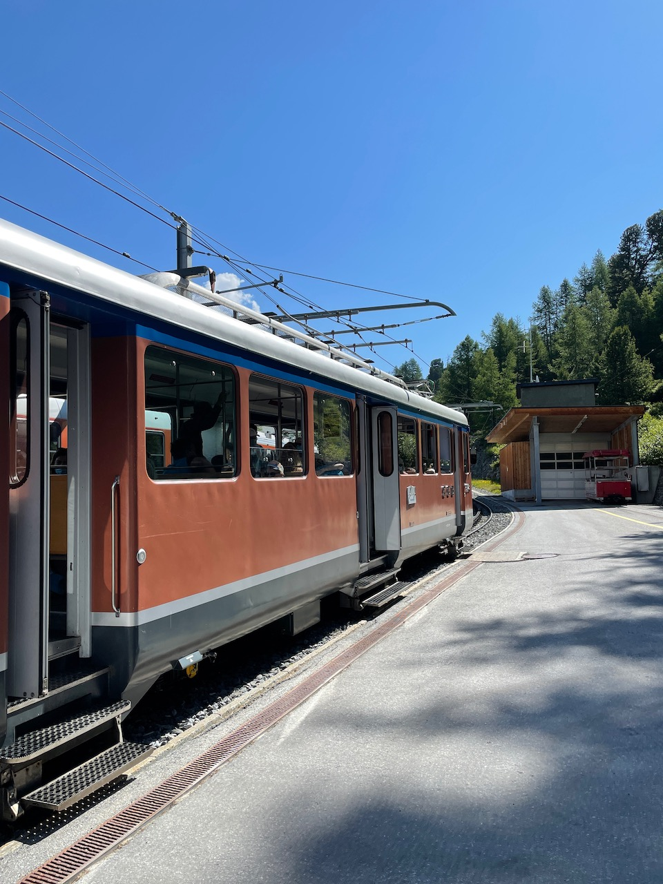 Gornergrat Bahn to the Riffelalp