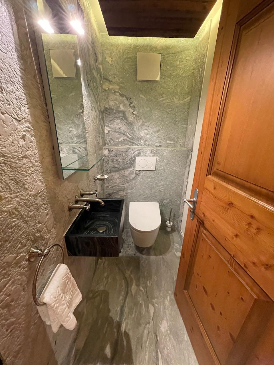 Riffelalp Room 501 Toilet