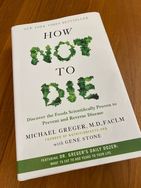 How Not To Die by Fixing Yourself From the Inside Out