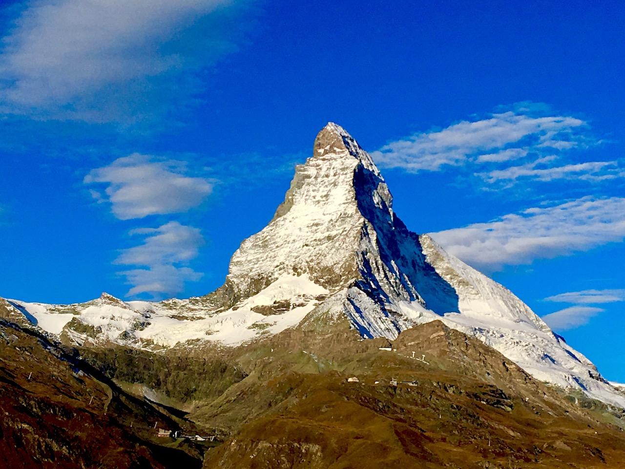 Matterhorn View from the Riffelalp