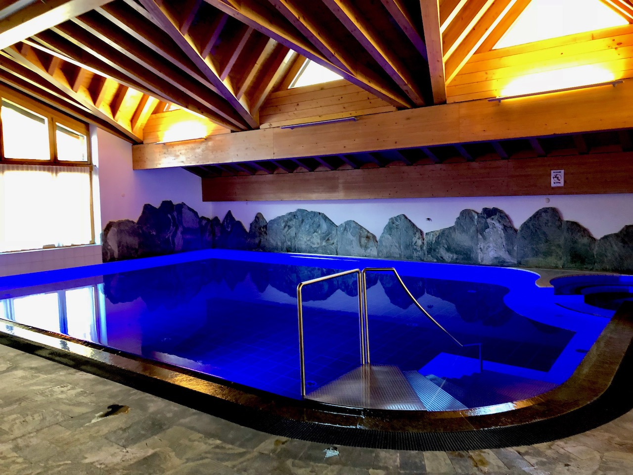 Riffelalp Indoor Pool - Part of the Amazing Spa