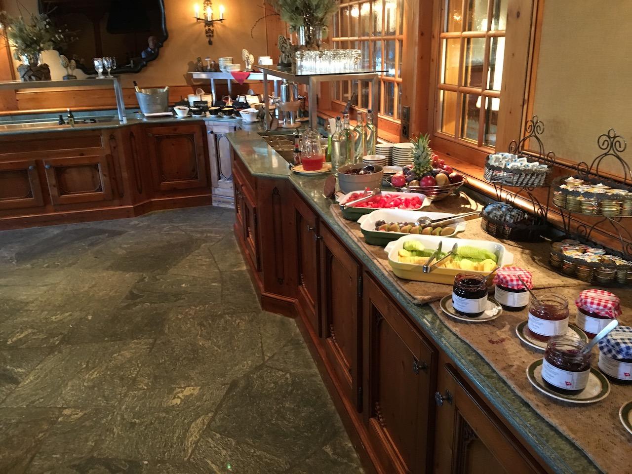 Riffelalp Morning Buffet