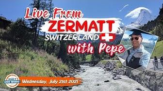 Live from Zermatt with Pepe